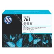Мастило HP 761, Gray (400 ml), p/n CM995A - Оригинален HP консуматив - касета с мастило