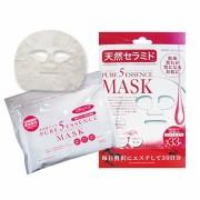 JAPAN GALS «5 Pure Essence» Маска для лица с церамидами, 33 маски в упаковке.