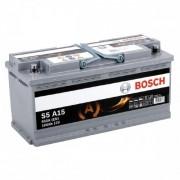 Bosch S5 AGM 105Ah 950A Jobb+ AGM autó akkumulátor