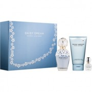 Marc Jacobs Daisy Dream lote de regalo VI. eau de toilette 100 ml + leche corporal 150 ml + eau de toilette 4 ml