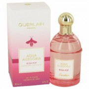 Aqua Allegoria Rosa Pop For Women By Guerlain Eau De Toilette Spray 3.3 Oz