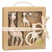 Vulli Прорезыватель Vulli Набор Жирафик Софи 3 в 1