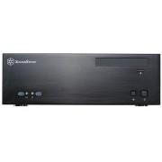 Carcasa SilverStone Grandia GD04, USB 3.0 (Negru)