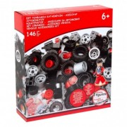 Set constructie - tip lego UBX masina -146 piese
