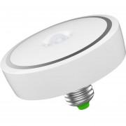 Blanca Cálida Lámpara Interruptor Automático Luz De Noche Interior