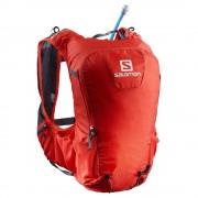 Salomon Mochilas Salomon Skin Pro 15l Set Fiery Red / Graphite
