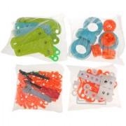 Magideal Diy Assembled Cars Creative Toy Building Blocks Bricks For Children Gift
