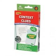 Edupress Context Clues Reading Comprehension Cards Green Level