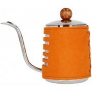 Barista Space Pour Over Kettle med konstläder. 550 ml