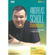 Andreas Scholl: Countertenor - A Portrait [DVD] [2002]