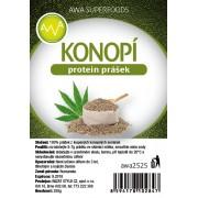 AWA superfoods konopný proteinový prášek 250g