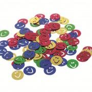 Confetti, diverse culori, 15gr/set, HERLITZ Smiley