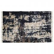 HSM Collection tapijt Nisa - grijs/beige/blauw/goudkleurig - 180x120 cm - Leen Bakker