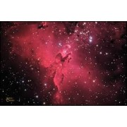 Poster The Eagle Nebula in Serpens
