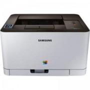 Лазерен принтер Samsung SL-C430W A4 Wireless Color Laser Printer - SL-C430W/SEE