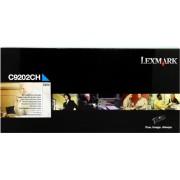 Lexmark Tóner cían Original C9202CH