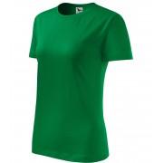 ADLER Classic New Dámské triko 13316 středně zelená L