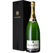 Champagne Haton & Filles Magnum - Champagne Haton Et Filles - Carte Blanche