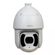 IP камера Dahua SD6CE230U-HNI, PTZ камера, 2 МPix(1080P(1920x1080)/50FPS), обектив 4.5~135mm/1.6~F4.4, Video compression H.265+/H.265/H.264+/H.264, IR осветеност (до 200m), IP67 & IK10, PoE (802.3af), RJ-45, MicroSD слот, 1x аудио вход/изход
