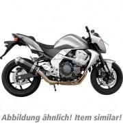 IXIL Zubehör Motorradauspuff IXIL Motorrad Auspuffschelle Edelstahl, oval, XTREM/SHORTY + Takkoni silber