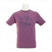 【セール実施中】【送料無料】グラフィックプリントTシャツ PWB7S4092M PUL