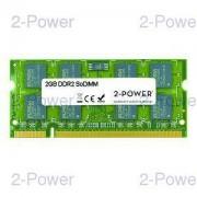 2-Power 2GB DDR2 MultiSpeed 533/667/800 MHz SO-DIMM