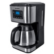 Cafetiera Heinner Digitala HCM-900XMC, 900W, 1L, Timer (Inox)