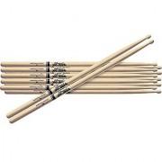 PROMARK 6-Pair American Hickory Drumsticks Nylon 2BN