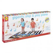 Alex Toys Gigantic Step and Play Piano, Multi Color
