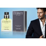 Fulfilled by Wowcher £11.99 instead of £27.01 for a 30ml Calvin Klein Encounter men's eau de toilette or £27.80 for a 100ml Calvin Klein 'Eternity' for men eau de toilette - save up to 56%