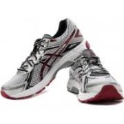 Asics GT 1000 2 Men Running Shoes For Men(White, Black, Grey, Maroon)