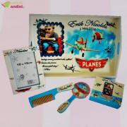Set Moț 1 An - Super-Planes - 6 Piese