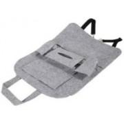 Y S TRADERS Car Back Seat Multi Pocket Storage Organizer Holder (Grey)(Grey)