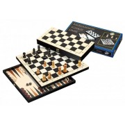 Set Joc sah-table-dame Philos