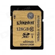 Kingston ultimo SDXC 128GB UHS-I Clase 10 Leido: 90MB / s SDA10 / 128GB