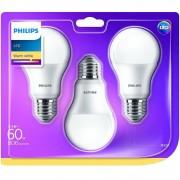 Set 3 becuri LED Philips