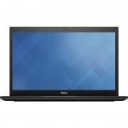 Laptop Dell Latitude 7480 14 inch FHD Intel Core i7-7600U 16GB DDR4 256GB SSD FPR Windows 10 Pro 3Yr NBD