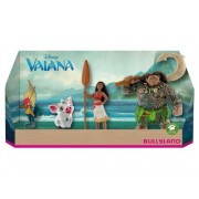 Set figurine Vaiana - 4 figurine NEW
