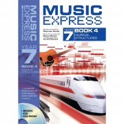 A&C Black - Music Express: Year 7 Book 4, CD/CD-Rom