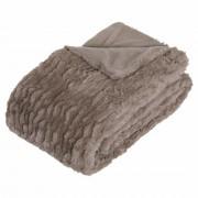 Emako Přehoz na pohovku nebo postel – pléd, který lze použít jako deku během mrazivých dnů