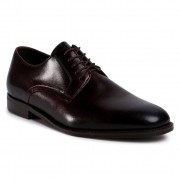 Chaussures basses GINO ROSSI - TA-MPU530-FRED-02D Chocolate Brown