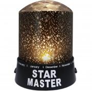 Redlemon Lámpara Proyector de Estrellas con Domo para Niños Luz LED