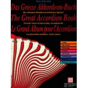 Edition Melodie The Great Accordion Book 1