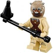 LEGO Star Wars Minifigure - Tusken Raider with Gaffi Stick (75081)
