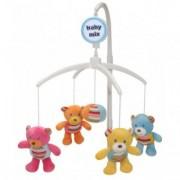 Carusel Muzical Pentru Patut Calm Baby - Bears Gang