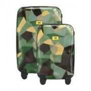Crash Baggage Walizki Camo Limited w zestawie 2 el.