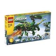 Lego (Lego) Creator · Green Dragon 4894