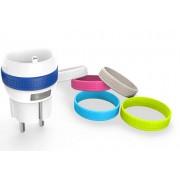NodOn Micro Smart Plug (Type E) - умен контакт френски стандарт