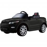 Auto Range Rover Eléctrico Negro con Licencia Original