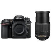 Nikon D7500 + 18-105mm Vr - Manuale Ita - 2 Anni Di Garanzia In Italia